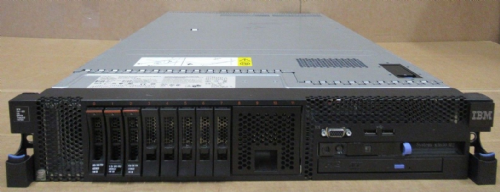 IBM X3650 M2 2x Intel Xeon 4-Core E5530 2.4GHz 438GB 64GB 2U Rack Server 794752G